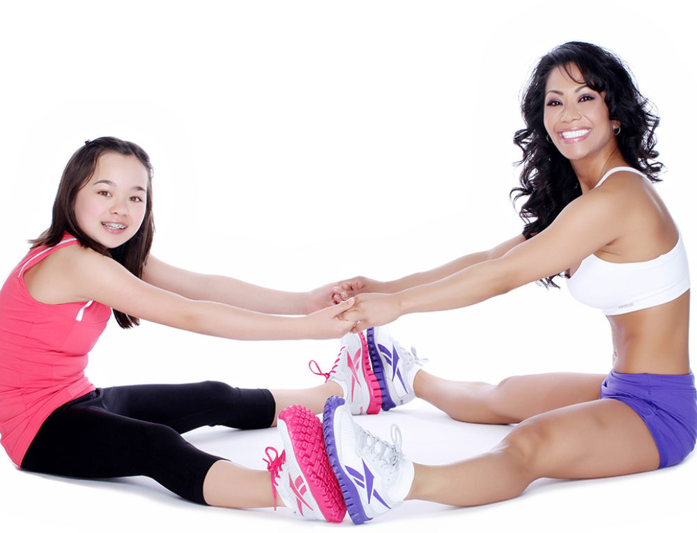 National Fitness Spokesmodel Mai Tran Releases Debut Book: Active Girls, Healthy Women