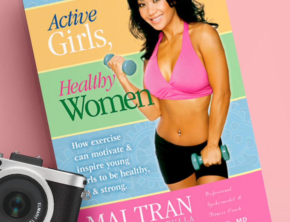 "Press Release, ""Active Girls, Healthy Women"""